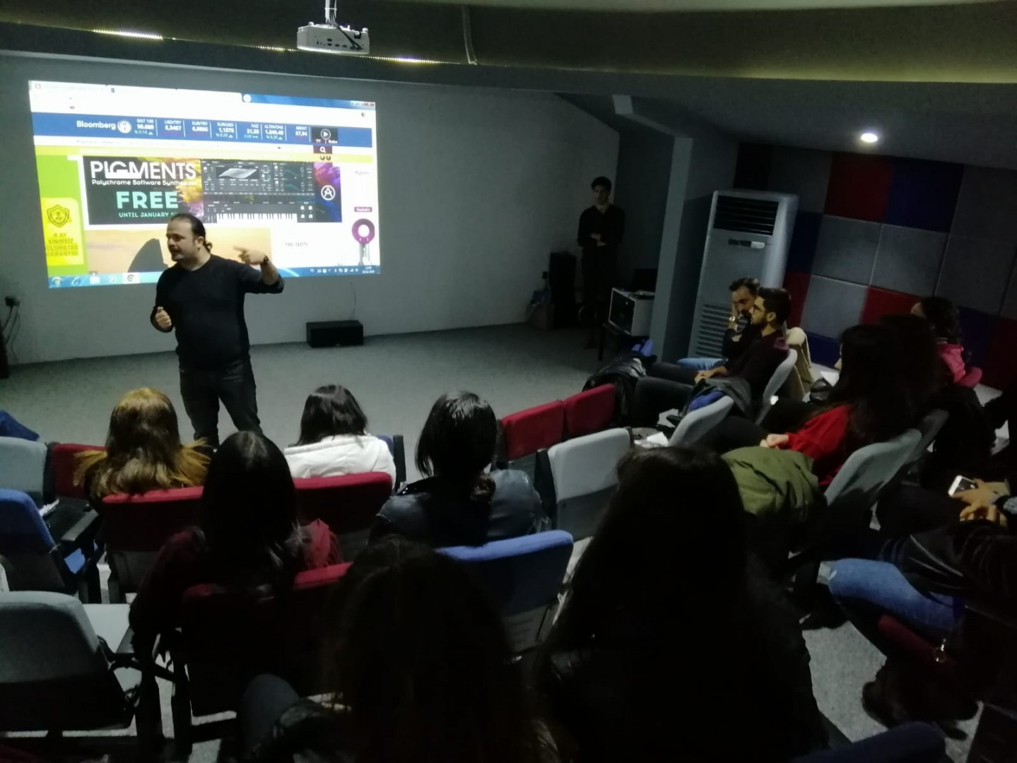 """GÜNCEL FİNANSAL PİYASALARI OKUMA "" Dr. Gökhan SÖKMEN"