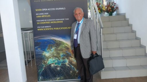 "Prof. Dr. Faruk Andaç, Bulgaristan'da ""A Review On The Qualification, Problems Of Tourist Thermal Enterprises And Their Contributions Of Regional Economy""  konulu İngilizce bildiri sunmuştur."