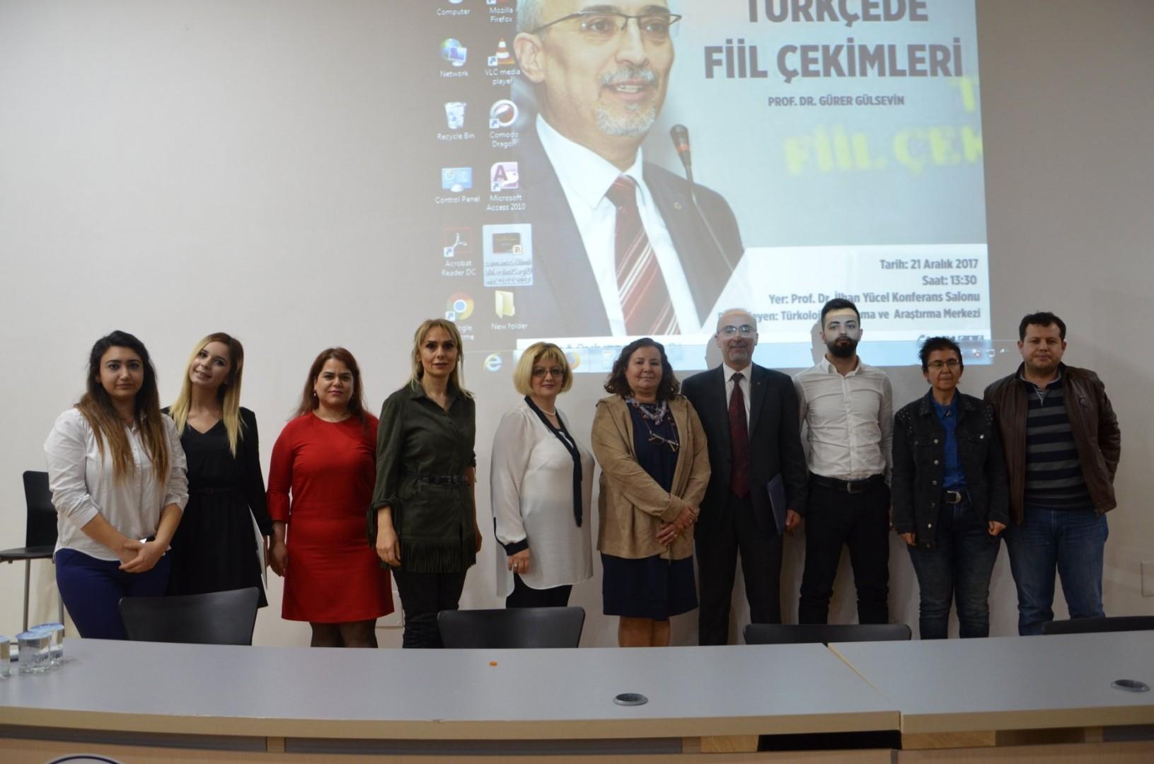Türkçede Fiil Çekimleri