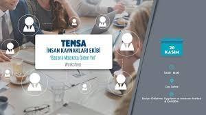 ÇAĞ 'da TEMSA İK EKİBİ -WORKSHOP
