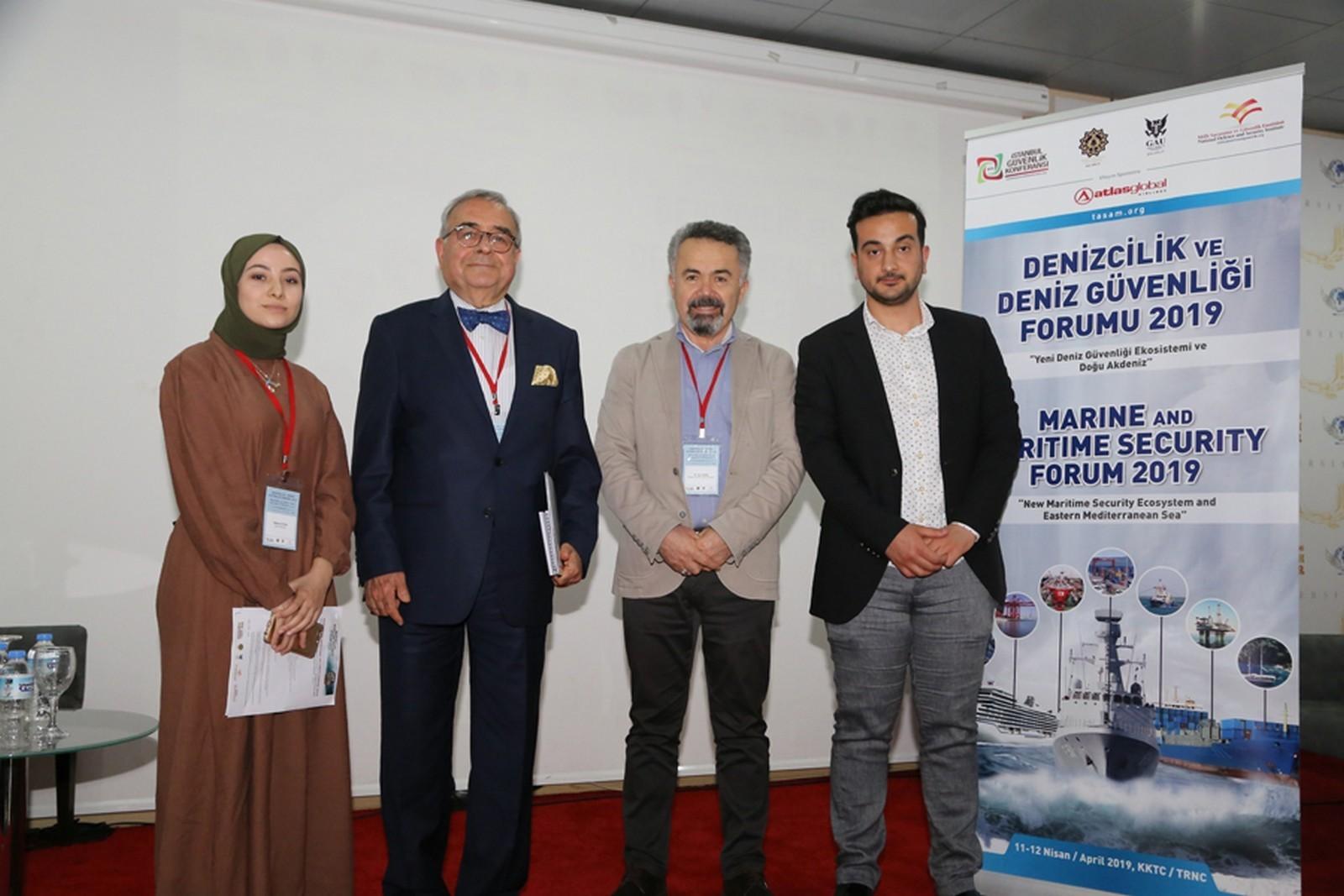 11-12 Nisan Denizcilik ve Deniz Güvenliği Forumu