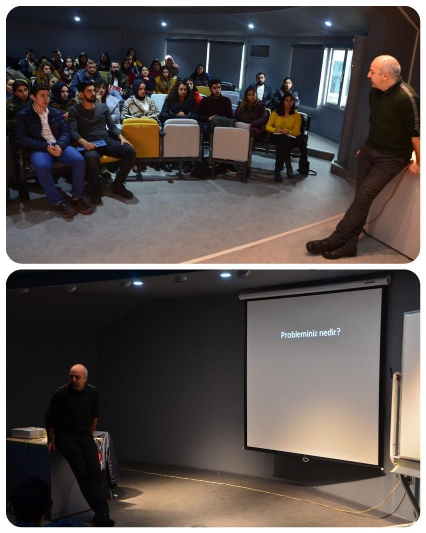 """""""SOSYAL PAZARLAMA ANLAYIŞI VE KURUMSAL SOSYAL SORUMLULUK""""   Dr. Murat GÜLMEZ"""